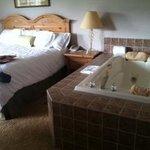 Bedroom in suite - King Bed #1