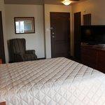 Chambre à un lit Queen