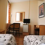 All Rooms include 22inch LED Tv