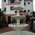 Front Fountain