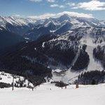 Fantastic ski-ing