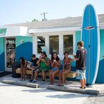 Wrightsville Beach's Frozen Yogurt Bar