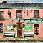 Rosatos, great music and bar food