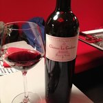 petite mais qualitative sélection de vins.