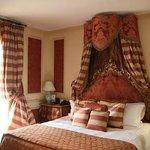 Luna Baglioni guest room