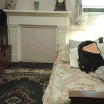 Room 12 sitting room