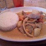 Massaman Curry! (Beef)