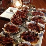 Entree - Oysters Kilpatrick