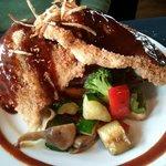 Panko pork Loin