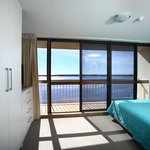 Master Bedroom in a three bedroom apartment