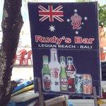 rudy,s bar on the beach