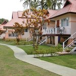 Bungalows at the Centre of the Universe Chiangmai Swimming Pool and Resort