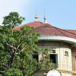 Amazing architecture of the Vimanmek Mansion
