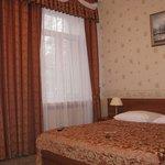 business friendly room - bedroom