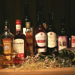 Lithuanian drinks tasting