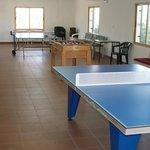 Ping pong y futbolín gratis