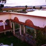 Einladender Blick zum Titicacasee