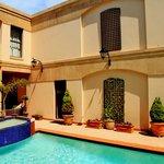 Casa Mia pool