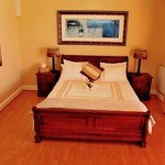 Executive Family Suite bedroom