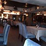 Persian Heaven Restaurant - inside view
