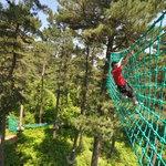 Le Parc Aventure Oihana