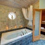 Mandala Suite: Spa Inspired Bathroom