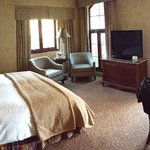 Well appointed room