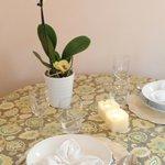 Mandala: Table for 2