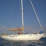 Poet's Lounge Sailing Charter / Anchor off many Islands and beaches.