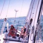 Poet's Lounge Sailing Charter / up to six passengers / byob / food