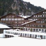 vue d'ensemble de l'hotel
