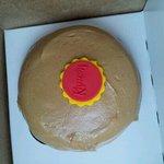 Kahlua cupcake