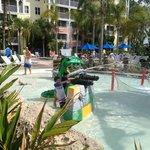 pool #1 play