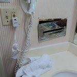 Rusty Bathroom Fixture