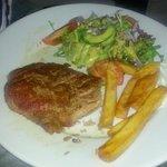£19.00 RARE?! steak dinner