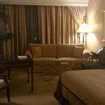 nice room, very classic
