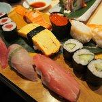 Umegaoka Sushi No Midori Sohonten Shibuya