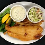 Fresh Fish & Chips Every Friday