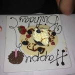 Customized Dessert