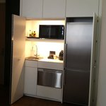 Large Two Bedroom Suite - Kitchenette