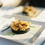Grilled Squid & Black Rice