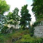 Castle ruins