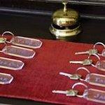 llaves y timbre