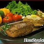Fresh cut steak