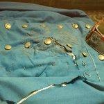 The uniform Franz Ferdinand died in
