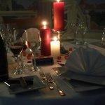 """Restaurant """"La Vague Bleue"""""""