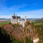 Castillo Neuschwanstein construido por el rey Ludwig II