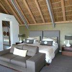 Zimmer in der Gondwana Lodge