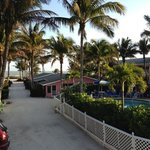 Foto de Waterside Inn on the Beach