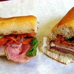 Bild från Q.T. Vietnamese Sandwich